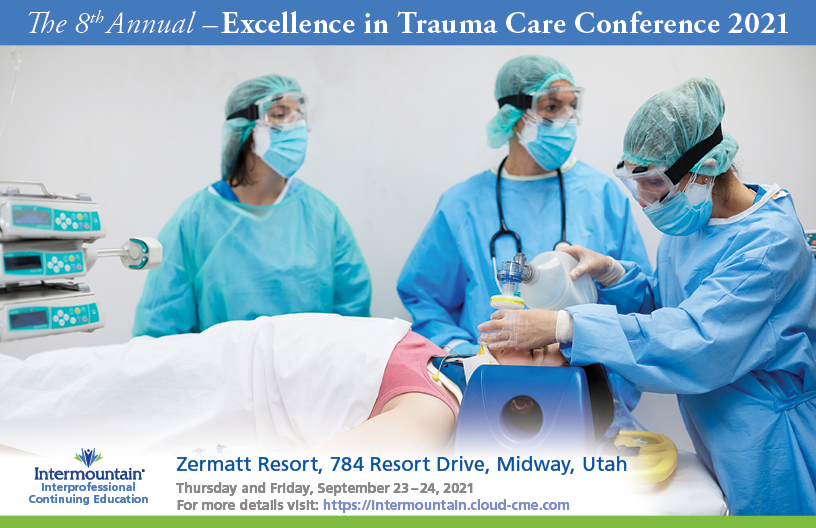8th Annual Excellence in Trauma Care Conference Banner