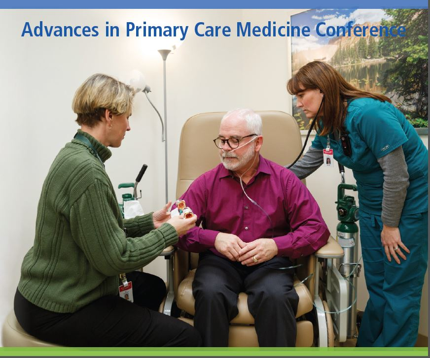 2021 Advances in Primary Care Medicine Conference Banner
